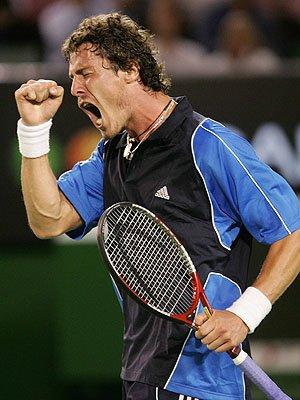 DVD Review: 2005 Australian Open Semi-Final...A look back -